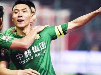 北京国安队 vs 上海申花队