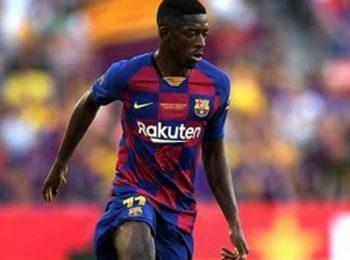 巴塞罗那的德米贝雷可能在6个月内回归