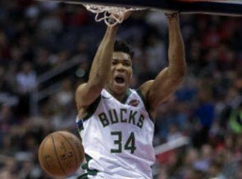 NBA:MVP投票字母哥遥遥领先