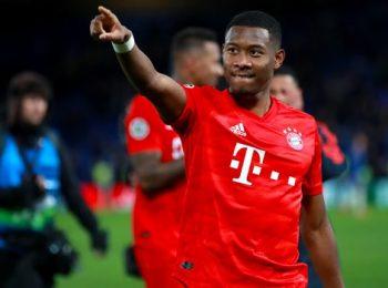 拜仁慕尼黑的球员们在恢复全面训练时表现出了极大的热情