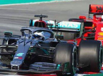梅赛德斯将于下周开始试车,因为f1将于7月重启