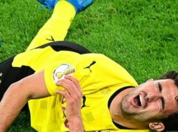 马图·莫雷在可怕的膝伤后将缺席很长一段时间